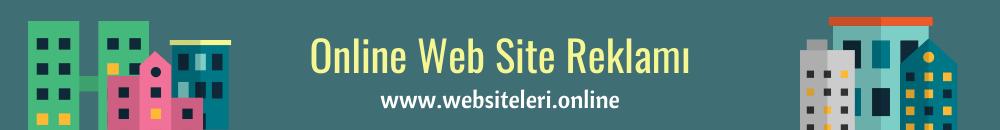 Web Site Reklamı